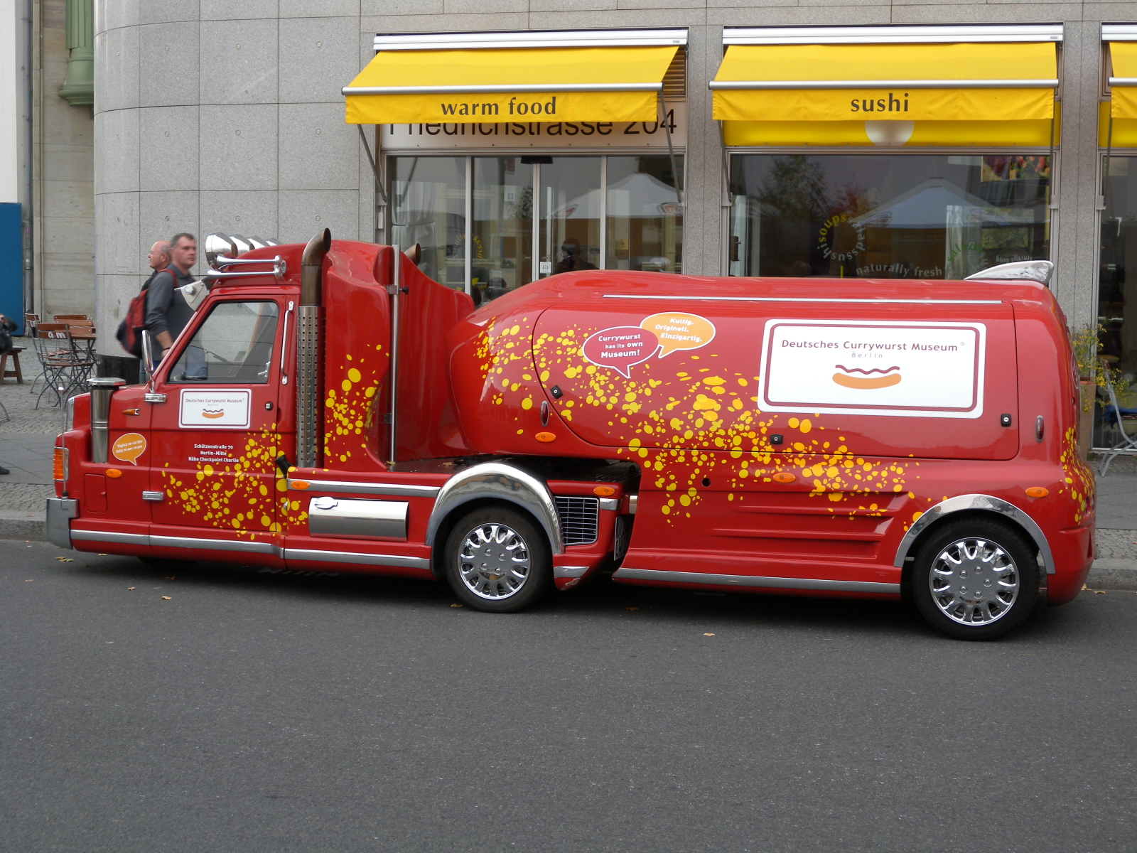 Curry-Wurst-Mobil